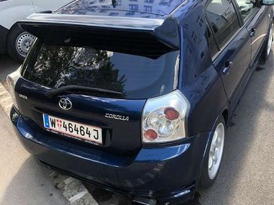 gebraucht Toyota Corolla 2,0 D-4D Klein-/ Kompaktwagen