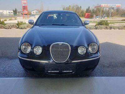 usata Jaguar S-Type 2,7 Ds. Aut. Limousine,