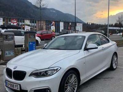 gebraucht BMW 220 2er xDrive Coupe Sport-Aut. M Sport