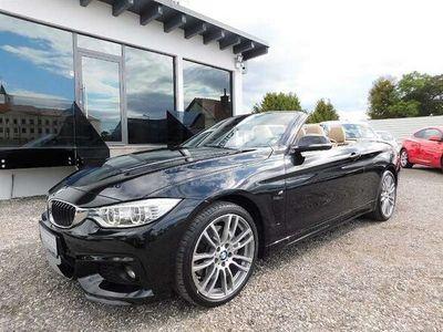 gebraucht BMW 435 4er-Reihe Cabrio Allrad**M-SPORTPAKET**440PS**