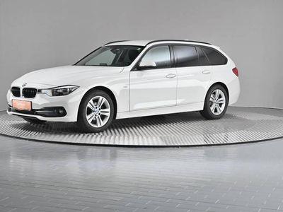 gebraucht BMW 318 318 Touring d Sport Line (877092)