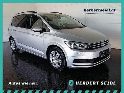gebraucht VW Touran Comfortline TDI SCR