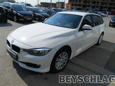 gebraucht BMW 318 3er-Reihe d Touring Österreich-Paket Kombi / Family Van,