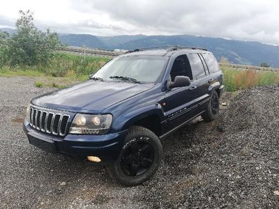 gebraucht Jeep Grand Cherokee 3,1 Limited TD