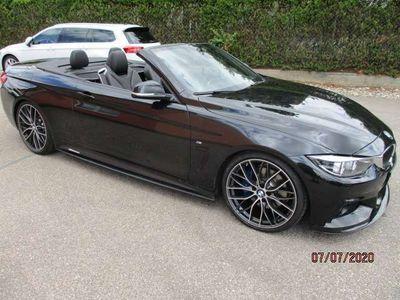 gebraucht BMW 420 d M Sport Cabrio (F33)