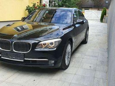 gebraucht BMW 740 7er-Reihe (F01) Österreich-Paket Aut.