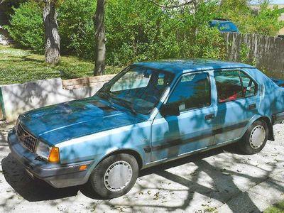 usata Volvo 340 DL Klein-/ Kompaktwagen,
