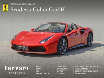 gebraucht Ferrari 488 Spider Cabrio / Roadster