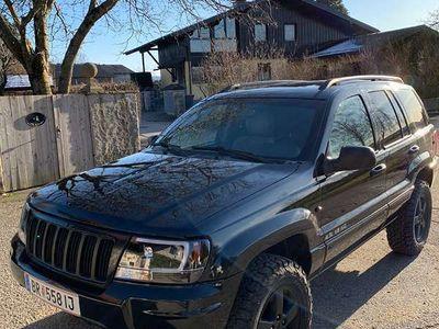 gebraucht Jeep Grand Cherokee 4,7 V8 Overland