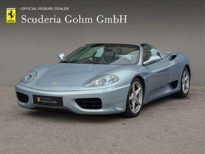 gebraucht Ferrari 360 Spider F1 Cabrio / Roadster