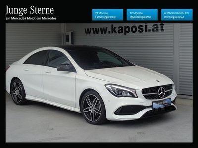 gebraucht Mercedes CLA200 CLA-Klassed Austria Edition Aut. Sportwagen / Coupé,