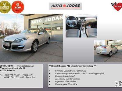gebraucht Renault Laguna Expression 2,0 16V Hi-Flex**12M Gewährl./TOP ZUSTAND** Limousine