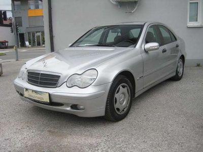gebraucht Mercedes C200 Classic pure CDI/SERVICEGEPFLEGT