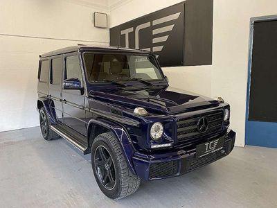 gebraucht Mercedes G350 d 4MATIC, Designo, Carbon, Voll, LP 182000€