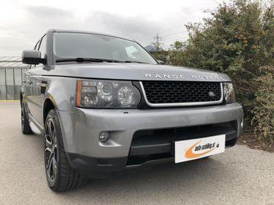 gebraucht Land Rover Range Rover Sport 3,0 SDV6 HSE Black Edition Service NEU 1.Besitz
