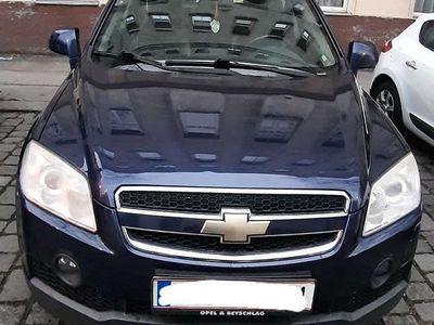 gebraucht Chevrolet Captiva 2.4 2 WD, 7 Sitze M/T SUV / Geländewagen