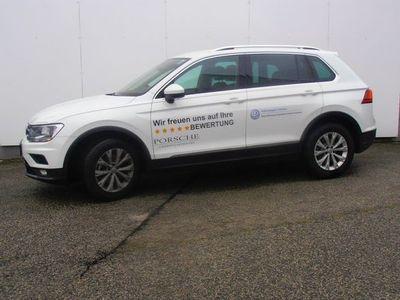 gebraucht VW Tiguan Comfortline TSI