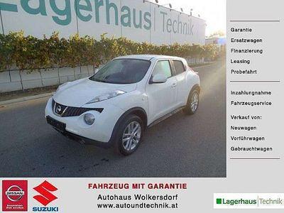 gebraucht Nissan Juke Tekna 1,5dCi mit GARANTIE SUV / Geländewagen