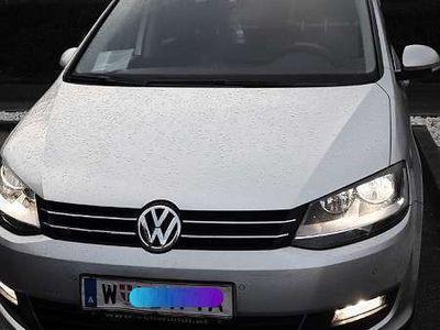 gebraucht VW Sharan 2.0 TDI Bluemotion Kombi / Family Van