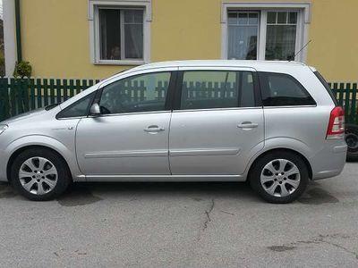 brugt Opel Zafira 1,7 CDTI Kombi / Family Van,