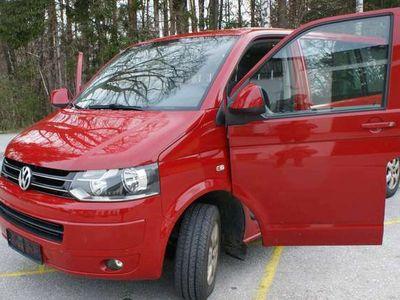 gebraucht VW Caravelle T5LR Comfortline 2,0 TDI D-PF