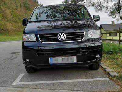 gebraucht VW Multivan T5Highline 2,5 TDI