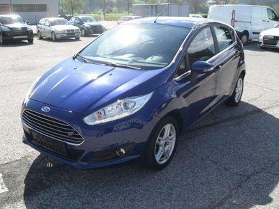 gebraucht Ford Fiesta Titanium 1,0 Start/Stop Titanium Start/Stop