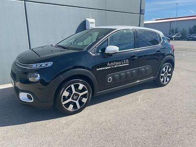 gebraucht Citroën C3 PureTech 110 S&S 6-Gang-Manuell Shine Limousine