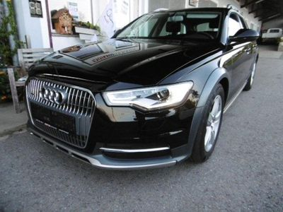 gebraucht Audi A6 Allroad 3,0 TDI quattro DPF S-tronic *Xenon,Navi,Teilleder