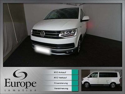 gebraucht VW Multivan T62,0 TDI PanAmericana 4Mot/DSG/LED