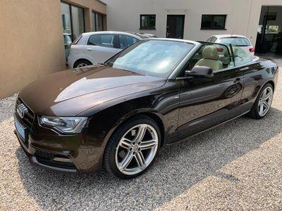 gebraucht Audi A5 Cabriolet Cabrio 1,8 TFSI Aut. / Roadster,