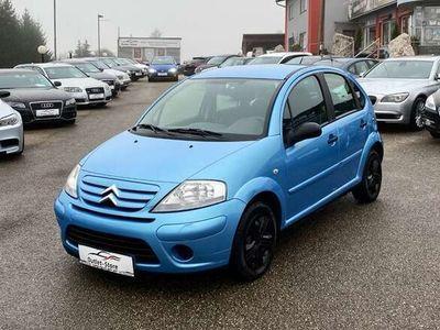 gebraucht Citroën C3 1,4 HDi Exclusive*Klima*2.Besitz*Pickerl neu*