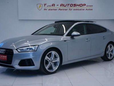 gebraucht Audi A5 Sportback 2.0 Tdi S-Tronic/Panorama/ Pre Sense