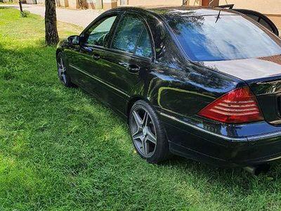 gebraucht Mercedes C270 cdi Limousine