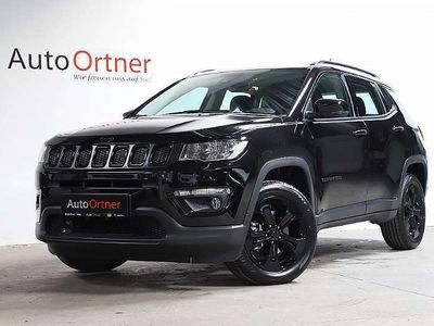 gebraucht Jeep Compass 2,0 MultiJet AWD 6MT 140 Night Eagle SUV / Geländewagen,