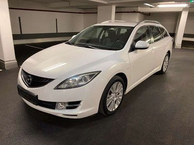 gebraucht Mazda 6 Sport Combi CD125 TE Kombi / Family Van