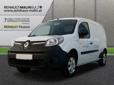 gebraucht Renault Kangoo Z.E. 33 Maxi 2-Sitzer (Batteriemiete)