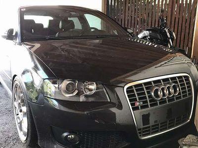 gebraucht Audi A3 /S3 2.0 TDI Sportwagen / Coupé