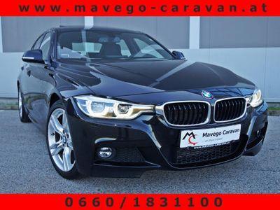 gebraucht BMW 320 F30 M Sport Aut. ***ERSTBESITZ/M-PAKET***