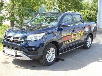 gebraucht Ssangyong Rexton Sports XL Dream 2.2 4WD AT - VORSTEUERAB... SUV / Geländewagen