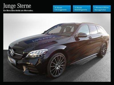 gebraucht Mercedes C200 T 4MATIC Aut. *AMG-Line*