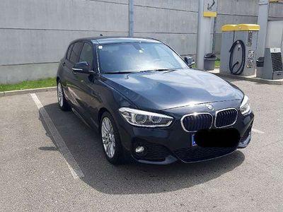 gebraucht BMW 116 1er-Reihe d M Sport Aut. Limousine