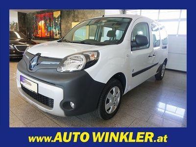 gebraucht Renault Kangoo Z.E. Maxi 5-Sitzer (Batteriemiete)