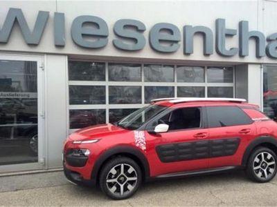 brugt Citroën C4 Cactus 1,6 BHDI 100 Manuell Rip Curl Schnaeppchen