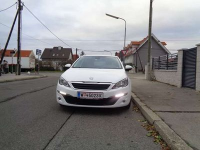 gebraucht Peugeot 308 SW 1,6 BHDI 120 Active Aut.