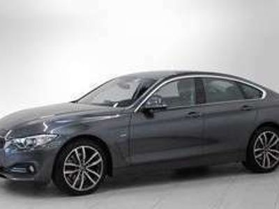 gebraucht BMW 420 Gran Coupé 4er-Reihe d xDrive Luxury Line Aut. Sportwagen / Coupé