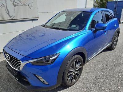 gebraucht Mazda CX-3 G150 AWD Revolution Top