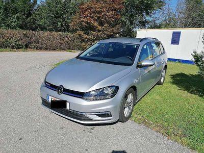 gebraucht VW Golf Variant Rabbit 40 1,5 TSI ACT BlueMotion DSG Kombi / Family Van