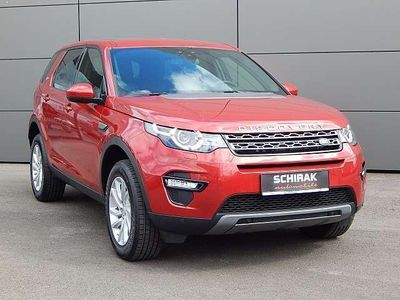 gebraucht Land Rover Discovery Sport LR 2.0D (150PS) AWD SE Aut. Jubilä