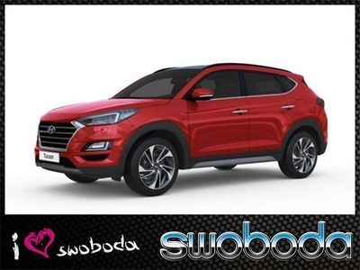 used Hyundai Tucson 1,6 CRDI 4WD Level 4